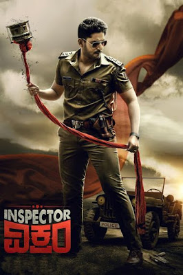 Inspector Vikram (2021) Dual Audio [Hindi ORG – Kannada] 1080p | 720p UNCUT HDRip x265 HEVC 2Gb | 900Mb