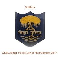 CSBC Bihar Police Driver Recruitment