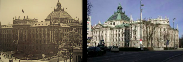 Palace of Justice (Justizpalast)
