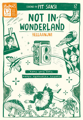 Not in Wonderland by Bella Anjani Pdf