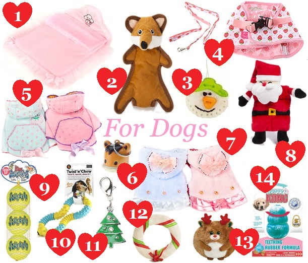 Dog Costumes  Gift and Dog   s house Decoration for Christmas