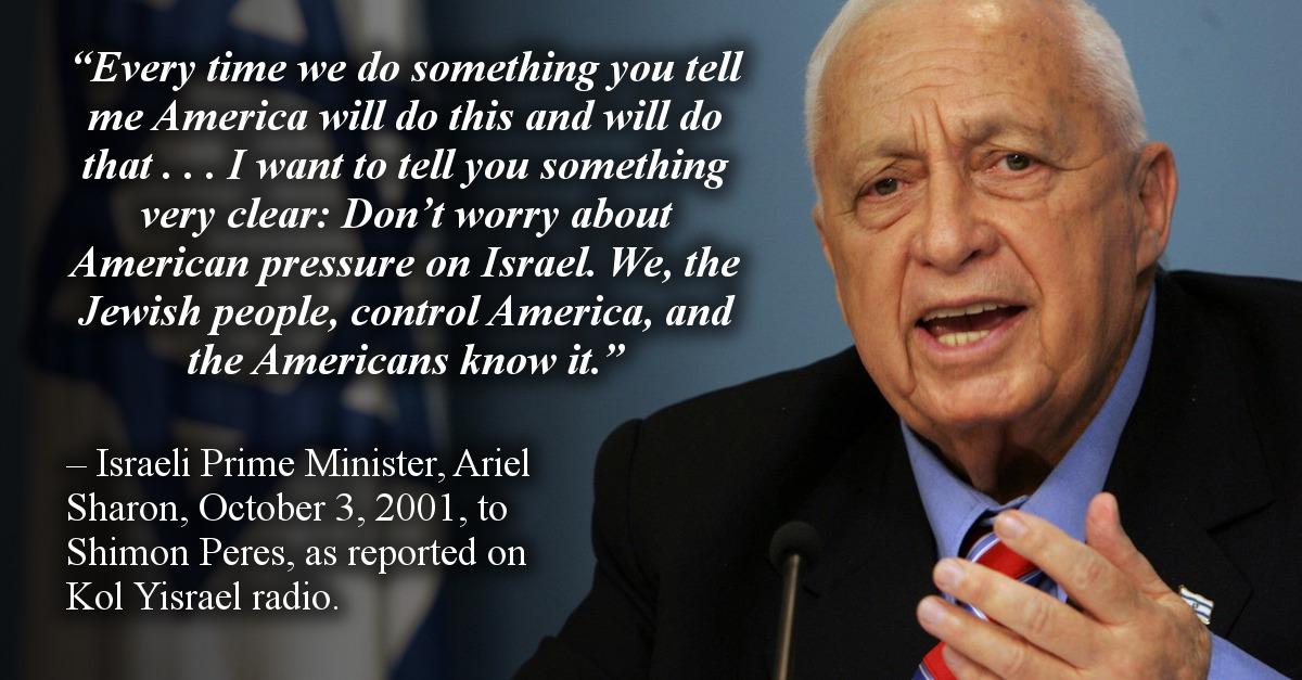 We control America