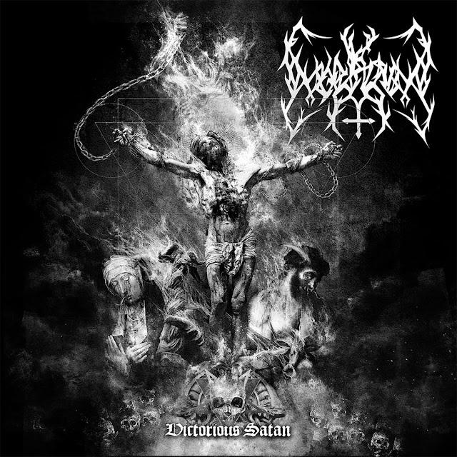 MØRKNATT - Victorious Satan (Album, 2018)