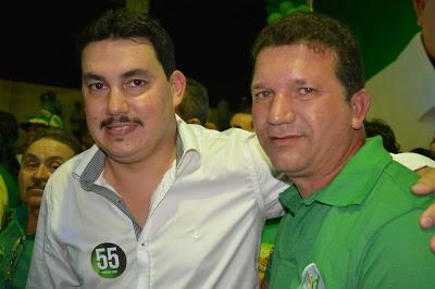 PSD homologa o nome de Chaparral para candidato a prefeito em Orobó