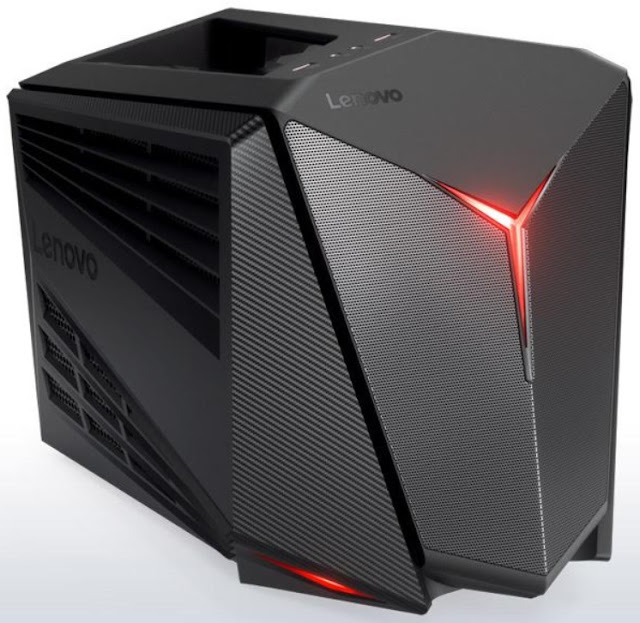 Lenovo Introduces IdeaCentre Y710 Cube; A Portable Virtual-Ready Gaming PC