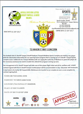 Football Trials Letter Of Invitation How To Confirm It Cheer On