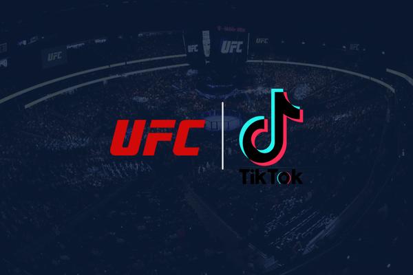 منصة الفيديو TikTok تعلن عن اتفاق تاريخي مع UFC