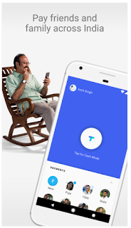 Tez – A new payments app by Google