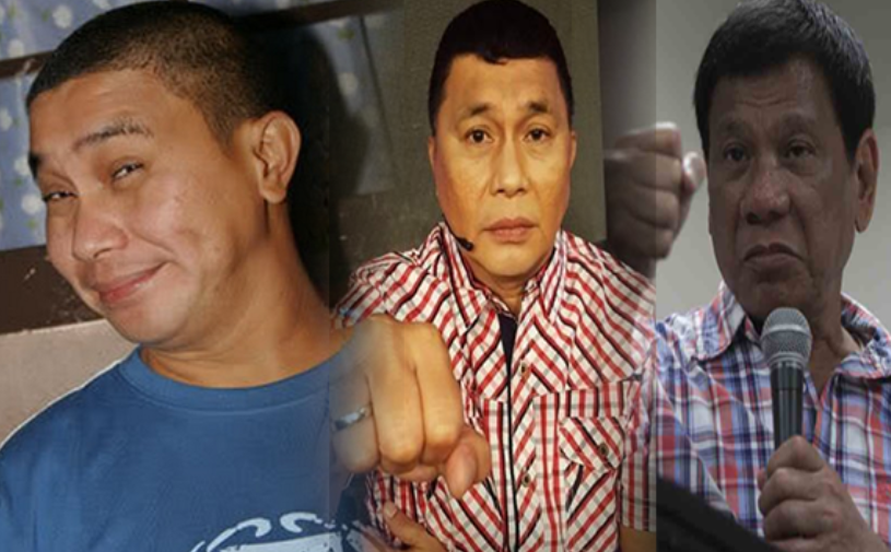 Jose Manalo as Rodrigo Duterte