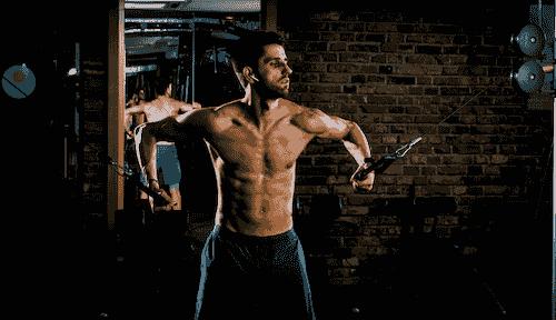 4 طرق للتخلص من النحافة وتضخيم العضلات