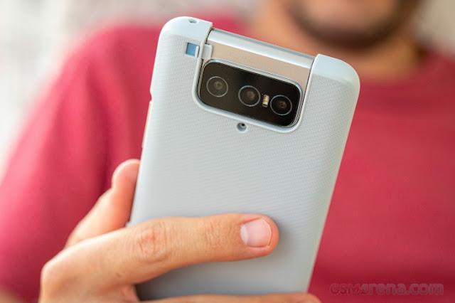 مراجعة Asus Zenfone 7 Pro  مراجعة اسوس زفون 7 برو