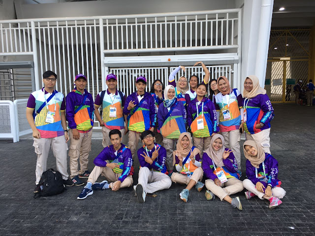 Pengalaman Jadi Volunteer Asian Games 2018 Jakarta-Palembang