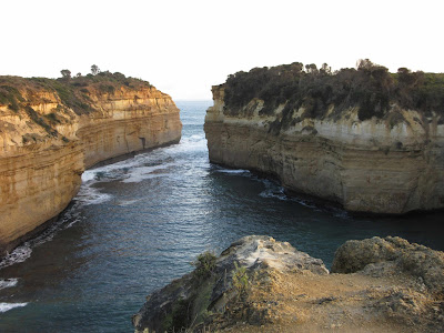 Loch Ard Gorge. Great Ocean Road