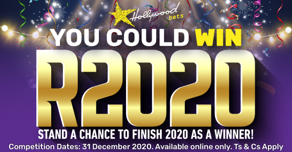 You could win R2020!