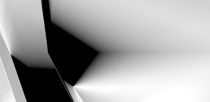 Dual Exhaust, by Jim Keaton ©Structured Art 2021, Gardner Keaton Inc.