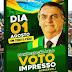 Brasileiros convocam Mega manifestação pelo voto auditável para 1º de agosto; COMPARTILHE
