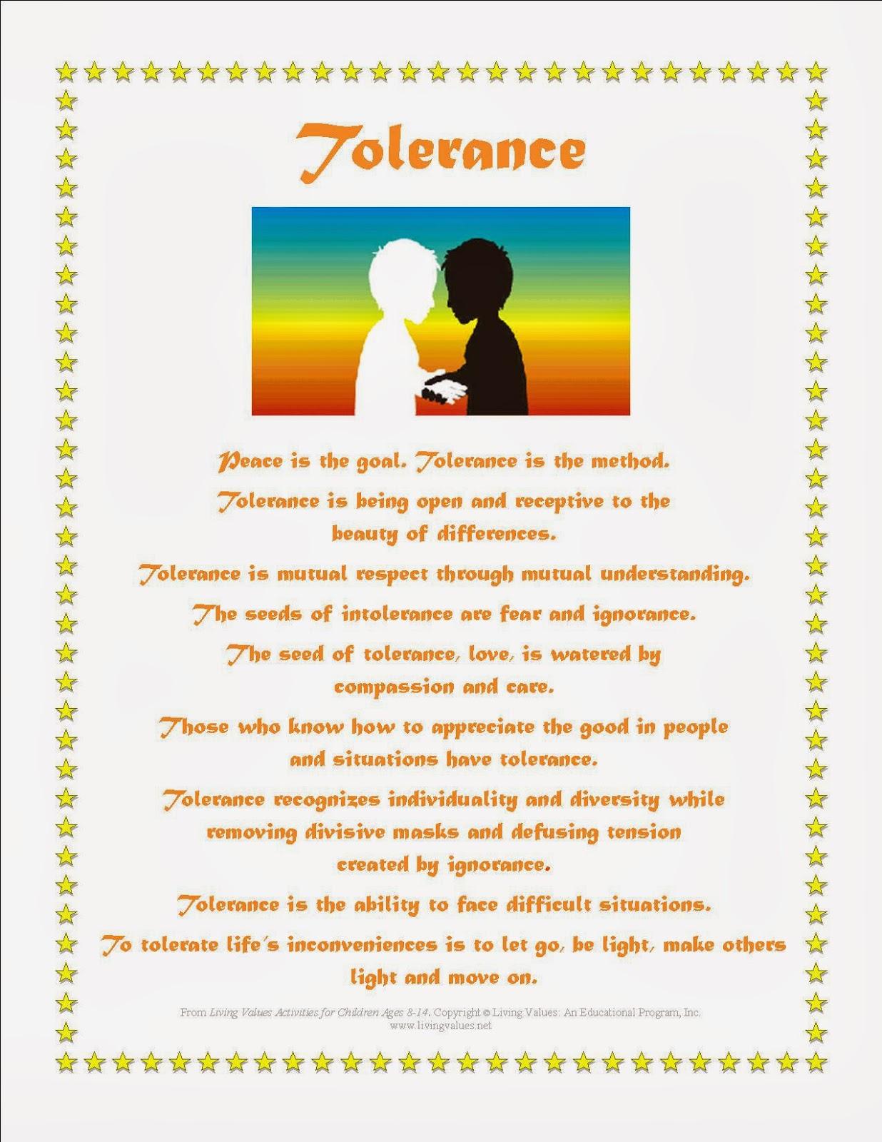 Foreign Language Teachers Respect Amp Tolerance Poems