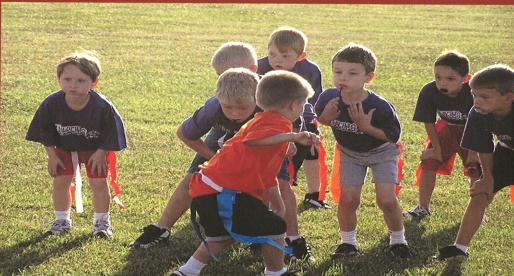 Kids Flag Football in Sanford