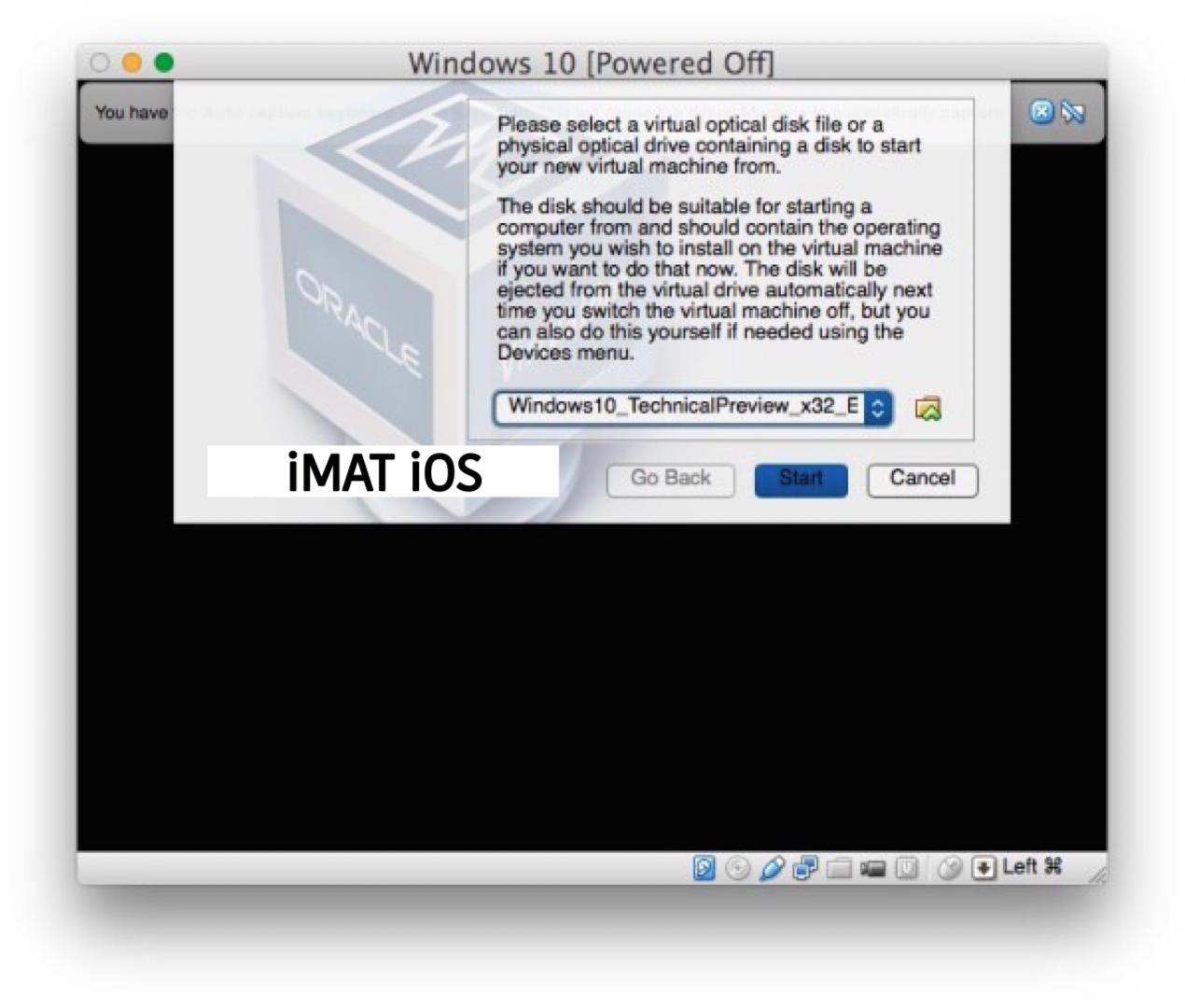 Virtualbox vm quit unexpectedly machine