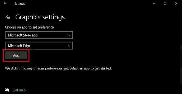 Cara Setting GPU Untuk Aplikasi Tertentu di Windows 10-7