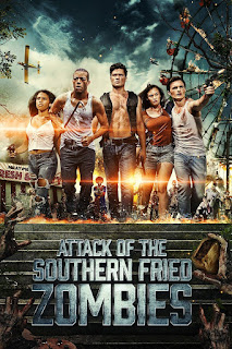 Attack of The Southern Fried Zombie 2017 Dual Audio 720p BluRay