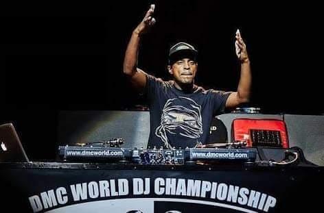 Erick Jay, mais uma vez é finalista do DMC World. Um dos maiores campeonato de DJ.