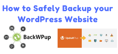 How to Safely Backup your WordPress Website