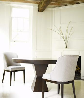 Meja kursi kayu