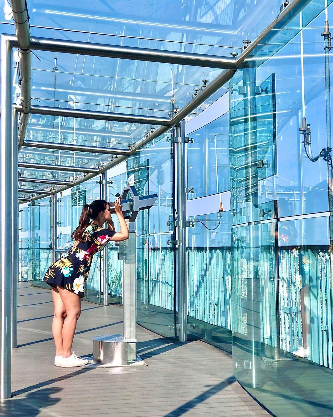Menikmati keindahan PAris Montparnasse Tower