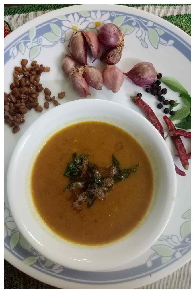 Tamarind porridge Recipe - புளிக்கஞ்சி செய்முறை தமிழில்