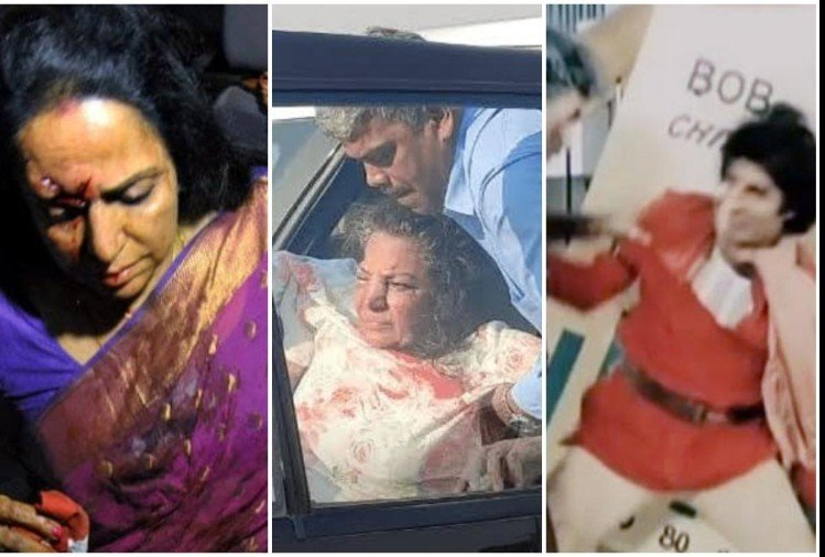 Shabana Azmi car accident