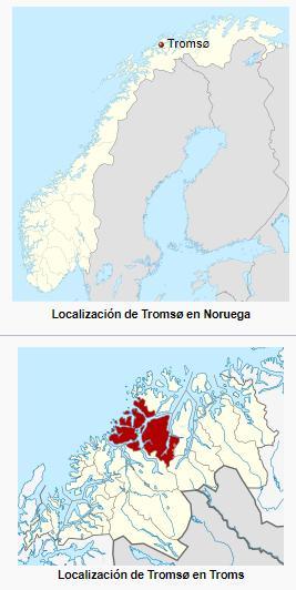 Ciudades noruegas