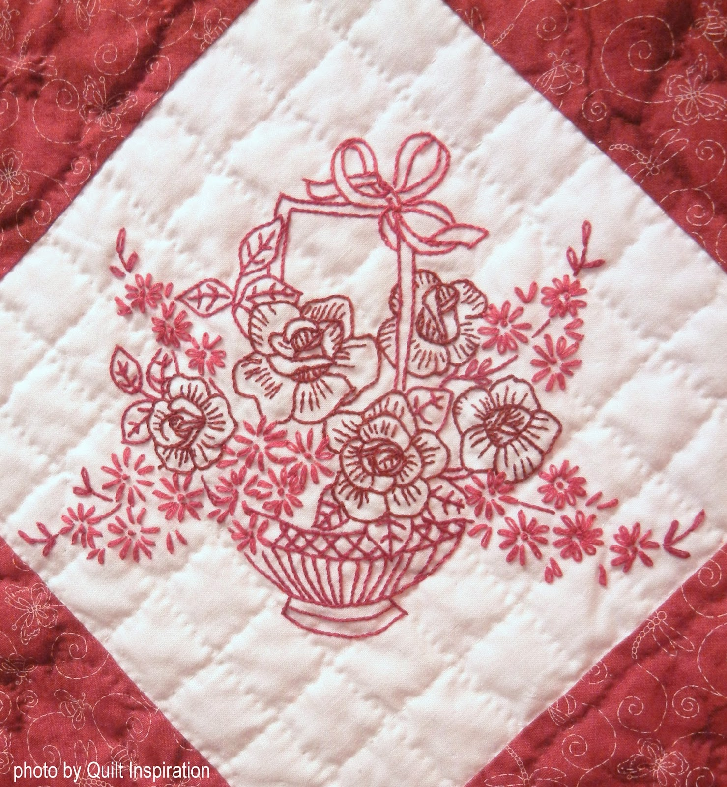 Heart quilts for Valentine\'s Day! | Quilt Inspiration | Bloglovin\'