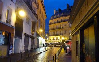 Barrio Latino de París.