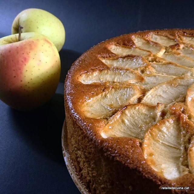 Pastís de poma triturada : buscant el pastís de poma perfecte