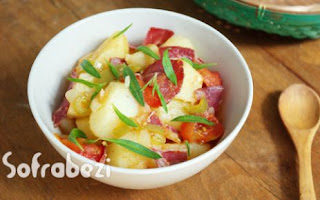 Pastirmali Patates Yemegi