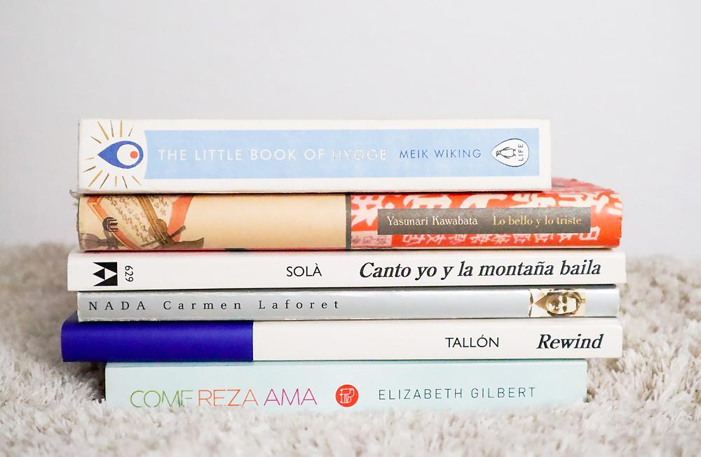 lecturas otoño libros recomendados