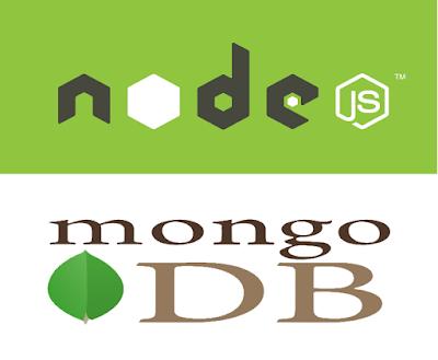node mongodb database