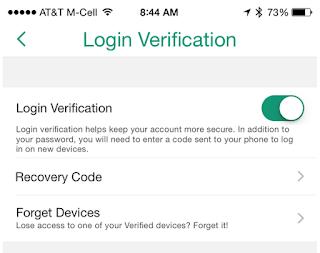 Cara Mengaktifkan Verifikasi Login Pada Snapchat