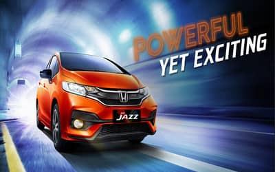 Harga Honda Jazz Baru 2019