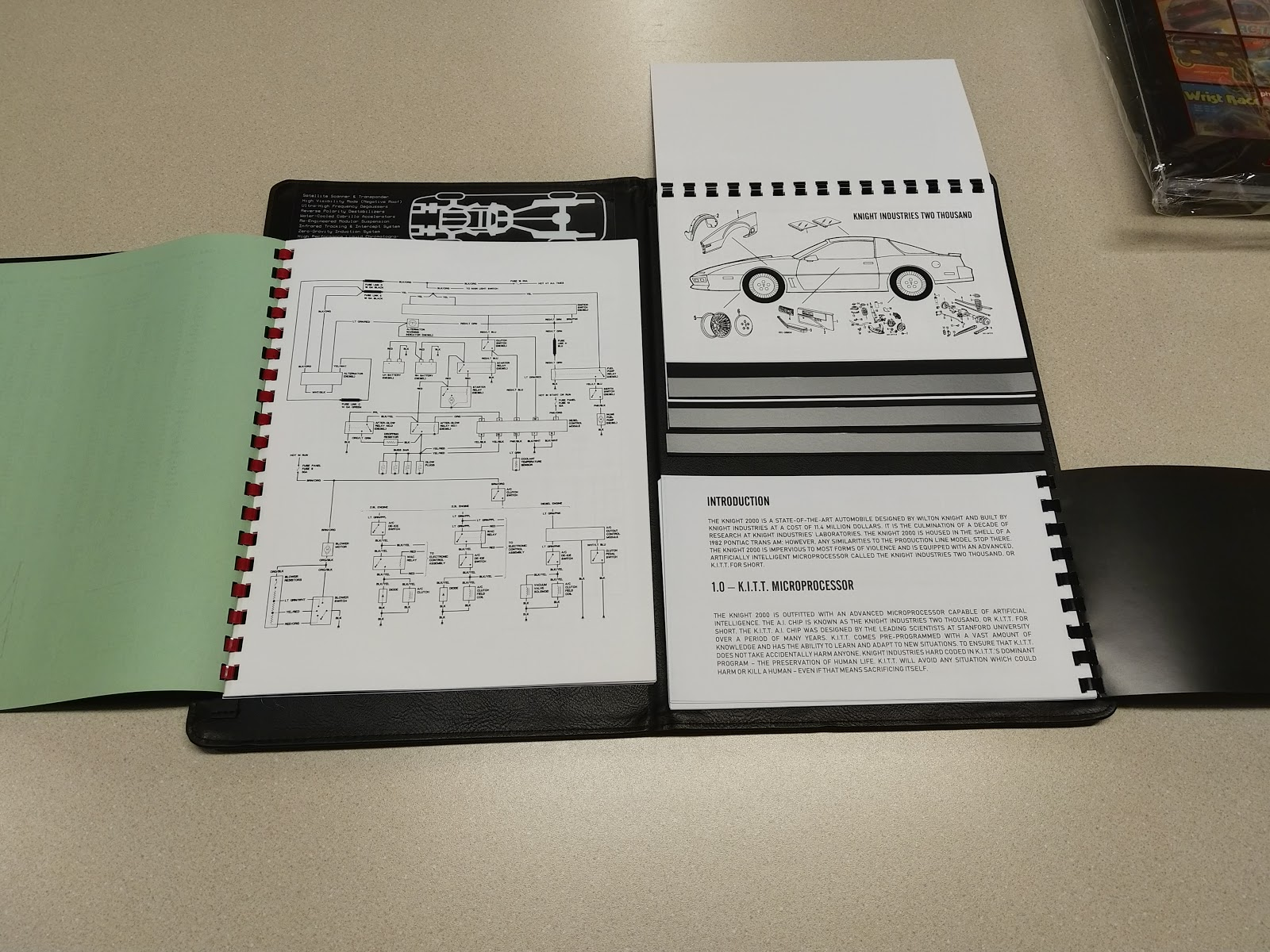 Knight Rider Led Circuit Diagram Schematics