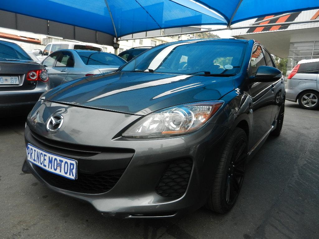 2012 Mazda 3 1 6 Sport R125000