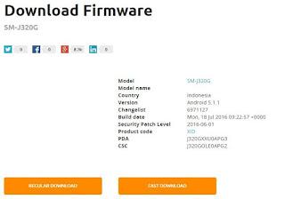 Download Firmware Samsung J320G BI