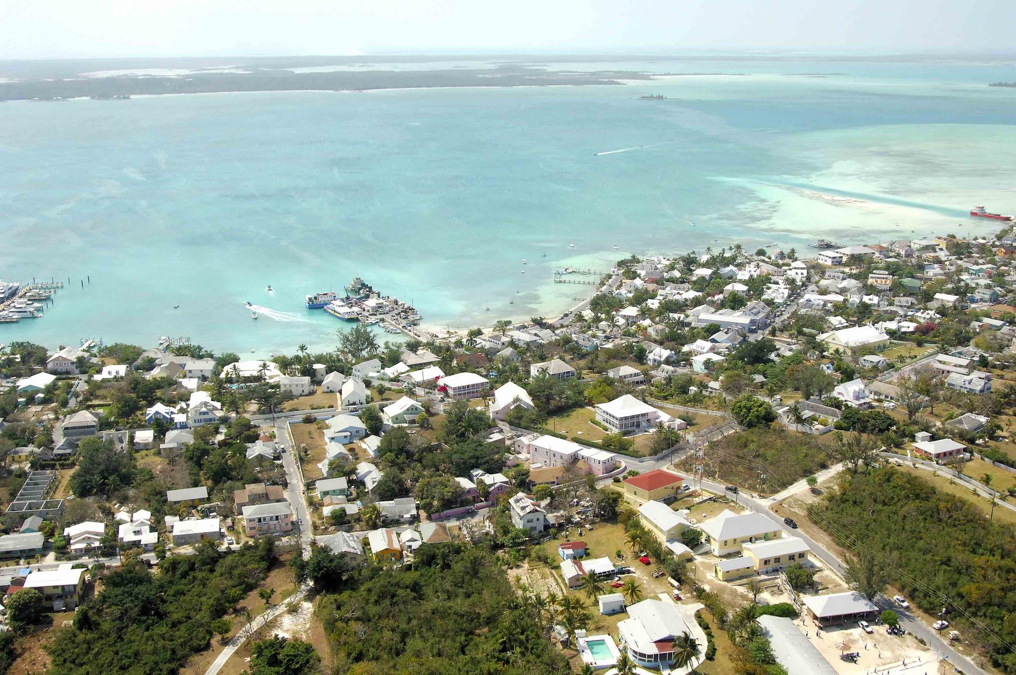 Остров Харбор на Багамских островах