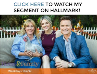 Fresh Eggs Daily on the Hallmark Home and Family Show
