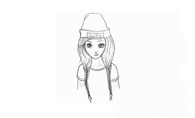 dibujos fáciles kawaii y bonitos