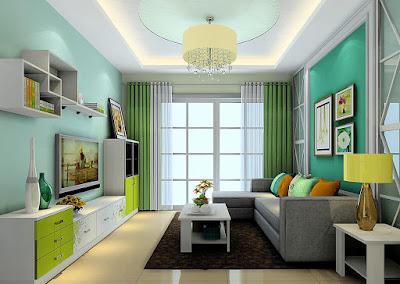 Phối cảnh nội thất chung cư mini Thái Hà