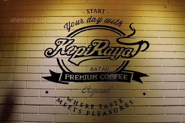 kopi raya, kopi batam, cafe batam