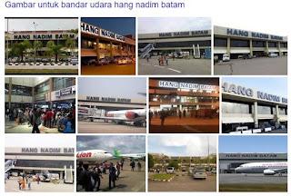 Bandar Udara Hang Nadim, Batam