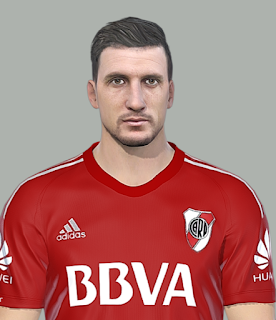 PES 2018 F. Armani by Facemaker SeanFede